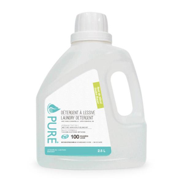 D tergent lessive pure vert pomme - Lessive couches lavables ...