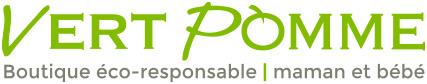 VERT POMME Logo